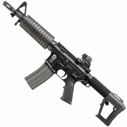 Rifle G and G Top Tech TR4 CQBH AEG Lnea PROFESIONAL