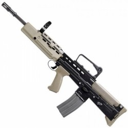 Rifle G and G Top Tech L85 A1 AEG Lnea PROFESIONAL
