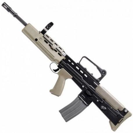 Rifle G and G Top Tech L85 A1 AEG Lnea PROFESIONAL
