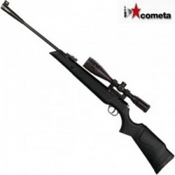 Rifle Cometa Fusion Star 1250 Fps Cal 5 5mm  Mira 3 9x40