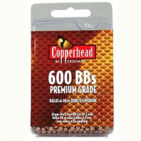 Balines Cobra cobre 600 unidades Blindados