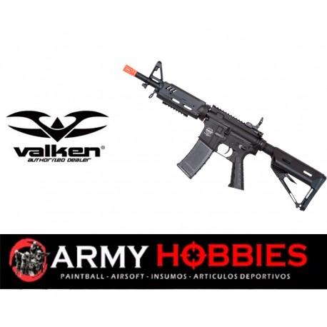 Rifles De Airsoft Replica Valken M4 380fps 6mm Full Auto