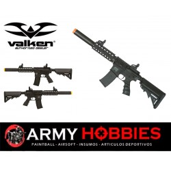 Rifles De Airsoft Replica Valken M4 350fps Full Auto
