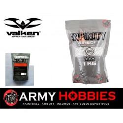 Pistolas De Airsoft Bb's 0.25g 1kg