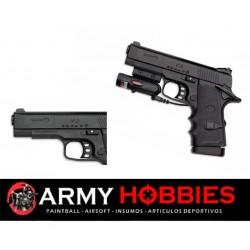 Pistolas de balines Gamo v3 (no incluye laser)
