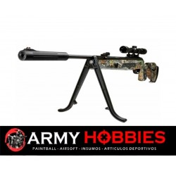 Rifle de aire comprimido hatsan 125c sniper 6 35