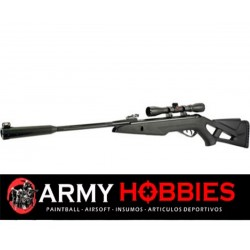 Rifle de aire compriido gamo silent stalker 22